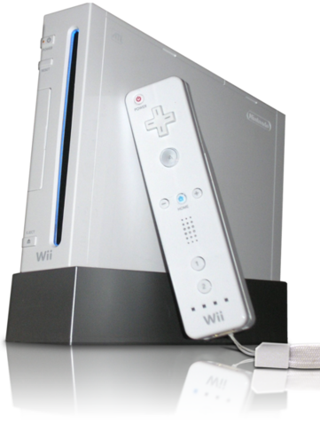 File:Wii console.png