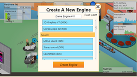 Custom Engine Creation