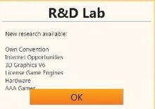 R&D Lab Research