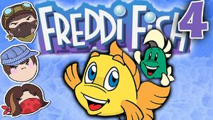 Freddi Fish and the Case of the Missing Kelp Seeds Part 4 - Point Blank