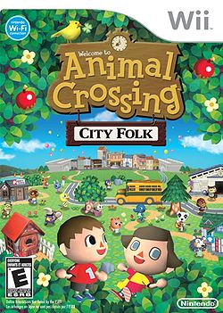 Animal Crossing Wii BA