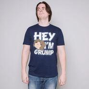 Hey I'm Grump Shirt Arin