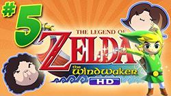 The Legend of Zelda The Wind Waker HD 5
