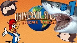 Universal Studios Theme Parks Adventure 1