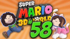 Super Mario 3D World Part 58 - Just Drump