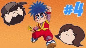 Legend of the Mystical Ninja 4