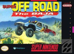 Super Off Road The Baja