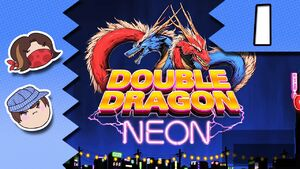 Double Dragon Neon Part 1 - Tea and Crumpets