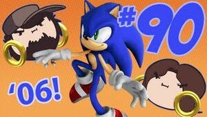 Sonic '06 90
