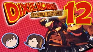 Dixie Kong's Double Trouble Part 12