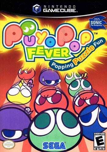 PuyoPopFeverCover