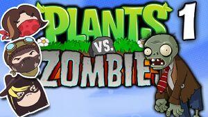 Plants vs. Zombies Part 1 - Symmetry