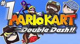 Mario Kart Double Dash 1