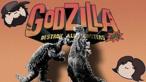 Godzilla Destroy All Monsters Melee 1