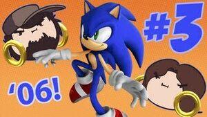 Sonic '06 3