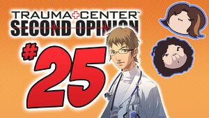 Trauma Center Second Opinion Part 25 - Playing Games