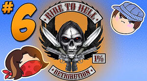 Ride to Hell 6