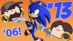 Sonic '06 13