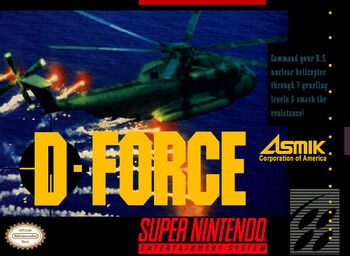 D-ForceCover
