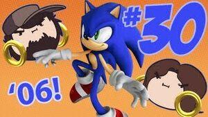 Sonic '06 30