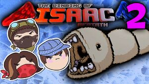 The Binding of Isaac Rebirth Part 2 - Sin Up
