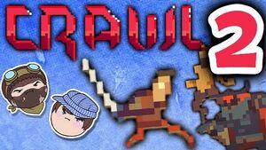 Crawl Part 2 - Blob-Making