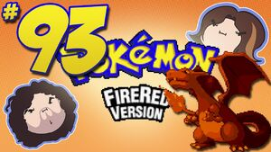Pokemon FireRed Part 93 - A Bug's Life