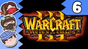 Warcraft III Reign of Chaos Part 6 - Under Pressure