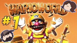 Wario World 1