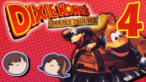 Dixie Kong's Double Trouble Part 4 - Radicoolness