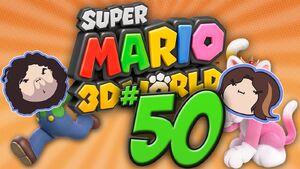 Super Mario 3D World Part 50 - En Fuego