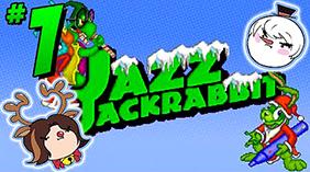 Jazz Jackrabbit Holiday Hare 1