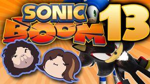 Sonic Boom Part 13 - Cold Reception