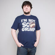 I'm Not So Grump Shirt Jon