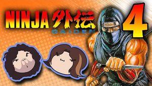 Ninja Gaiden Part 4