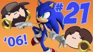 Sonic '06 21