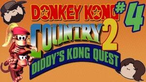 Donkey Kong Country 2 4