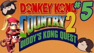 Donkey Kong Country 2 5