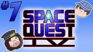 Space Quest IV 7