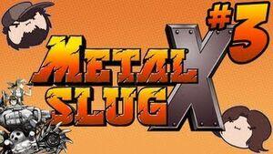Metal Slug X 3