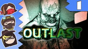 Outlast Part 1 - A Tight Squeeze