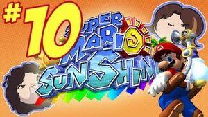Super Mario Sunshine 10