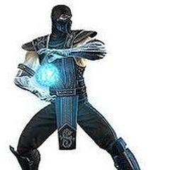 Sub-Zero  (Rival: Scorpion)