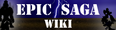 Epic Saga Wiki wordmark