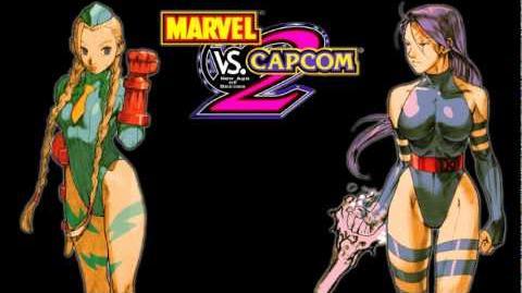 Marvel vs. Capcom 2 OST - Clock Tower Stage