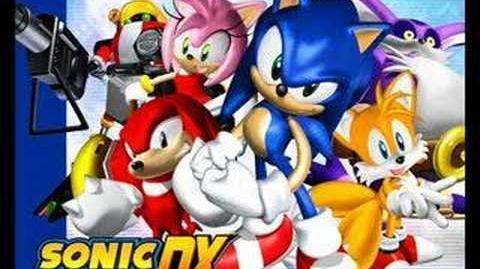 Sonic Adventure DX Music Twinkle Park 2