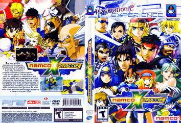 Namco-X-Capcom-Ntsc-Front-Cover-44986