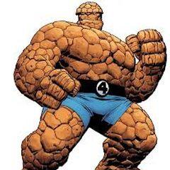 Thing  (Rival: Hulk)
