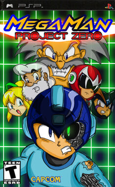 Megaman 9 project zero by xamoel-1-