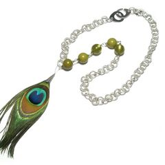 Peacock Talisman